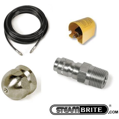 Sewer Jetting Starter Kit for Pressure Washers 20140203