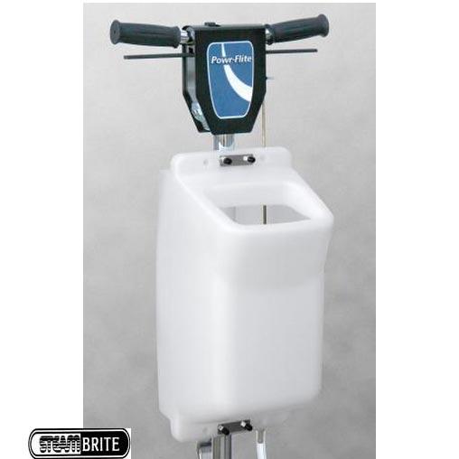 Powrflite 4 Gallon Shampoo Tank For Floor Buffer Fm90p