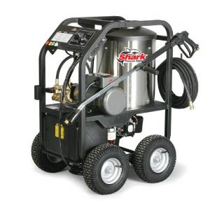 Shark Electric Powered Hot Water Pressure Washer STP201507D