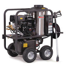 Shark Full Size Self Contained Electric Start HOT Water Portable 3.5 gpm 3500psi Pressure Washer SGP403537E 1.110-057.0