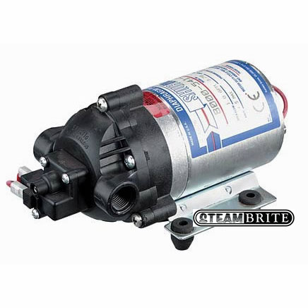 Shurflo 8000-712-288 100psi 115 volt 1.3GPM With Pressure Switch
