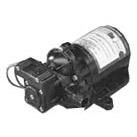 Shurflo 2088-344-500 Positive Displacement 3 Chamber Diaphragm Pump 12 Volt 45 PSI 2.9gpm
