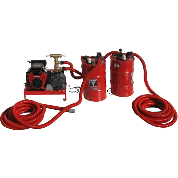 Sirocco SGV3-18 Vacuum System Auto Pump Out For Pressure washer and Flood Extraction FREIGHT INCLUDED