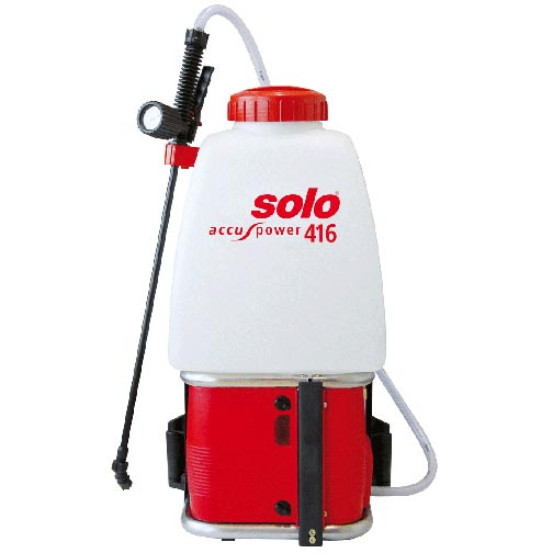 Solo 416 Backpack Battery Sprayer Accu-Power 5 Gallon