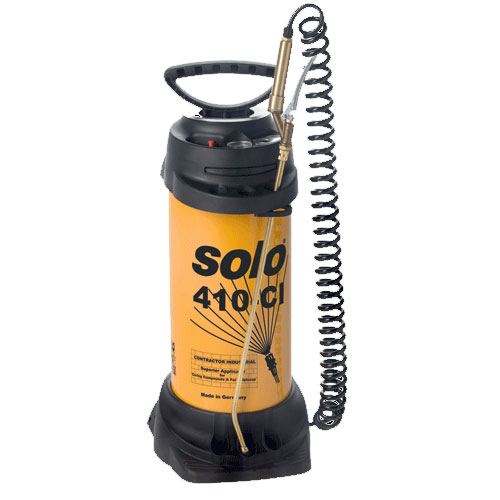 Solo 410-CI Superior Solvent and Oil 3 Gal Sprayer