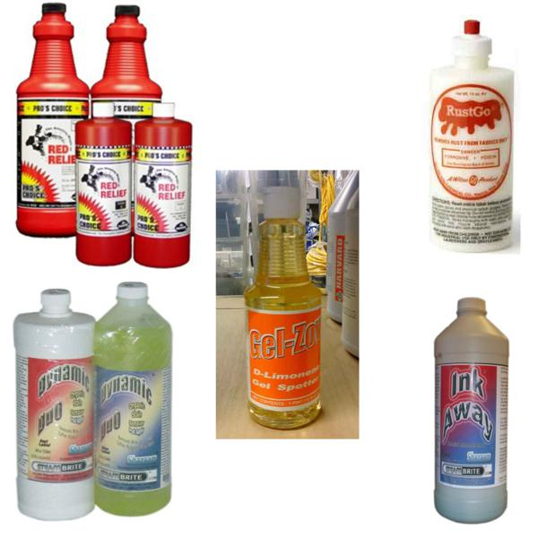 Shazaam: Chemical Start Up Package for Stains Starter Pak
