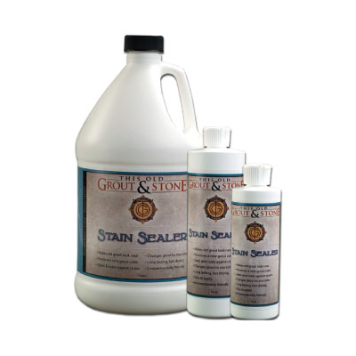 This Old Grout & Stone: Stain Sealer - 1 Gallon