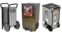 Stainless Steel Refrigerant Dehumidifiers
