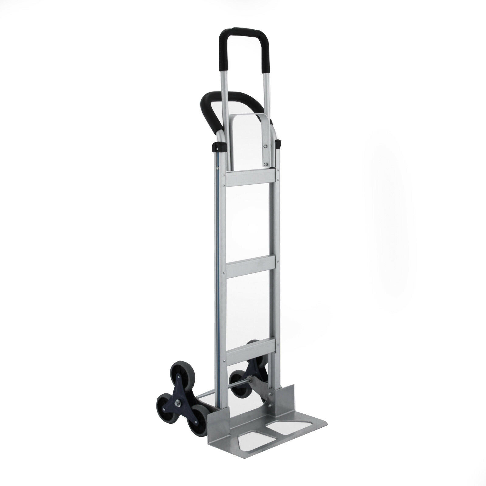 Stair Climbing Aluminum Hand Truck Dolly 330lbs Climbing Capacity 20Lx 18Wx 60H 98738940