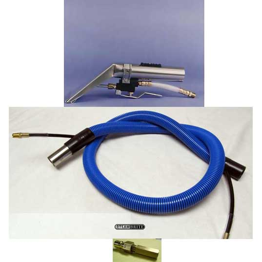 PMF Easy Grip Tools 4-1/2in Internal Spray 500 Psi Brass Valve Filter and Male QD Package 20130124