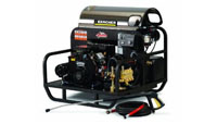 Diesel (Hot & Cold) Pressure Washers
