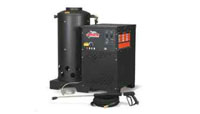 Cabinet Style (Hot & Cold) Pressure Washers