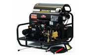 Gasoline Hot Pressure Washers