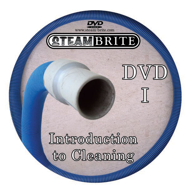 -Training DVD 1: Introduction to Carpet Cleaning