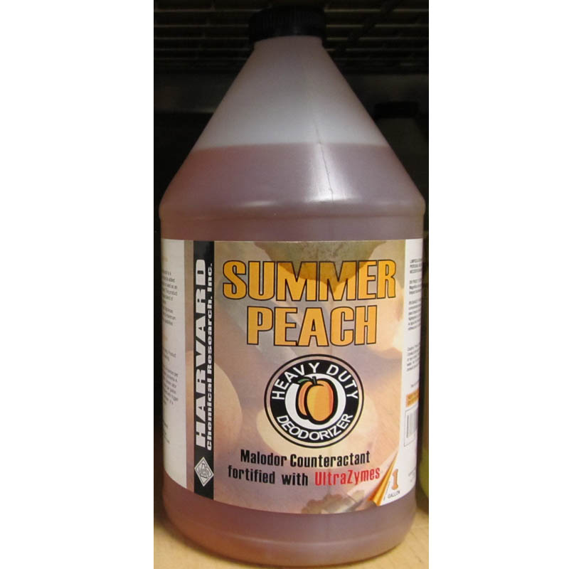 HCR: Aromatic Botanical - Peach Gallon -128oz X 4 (Case)