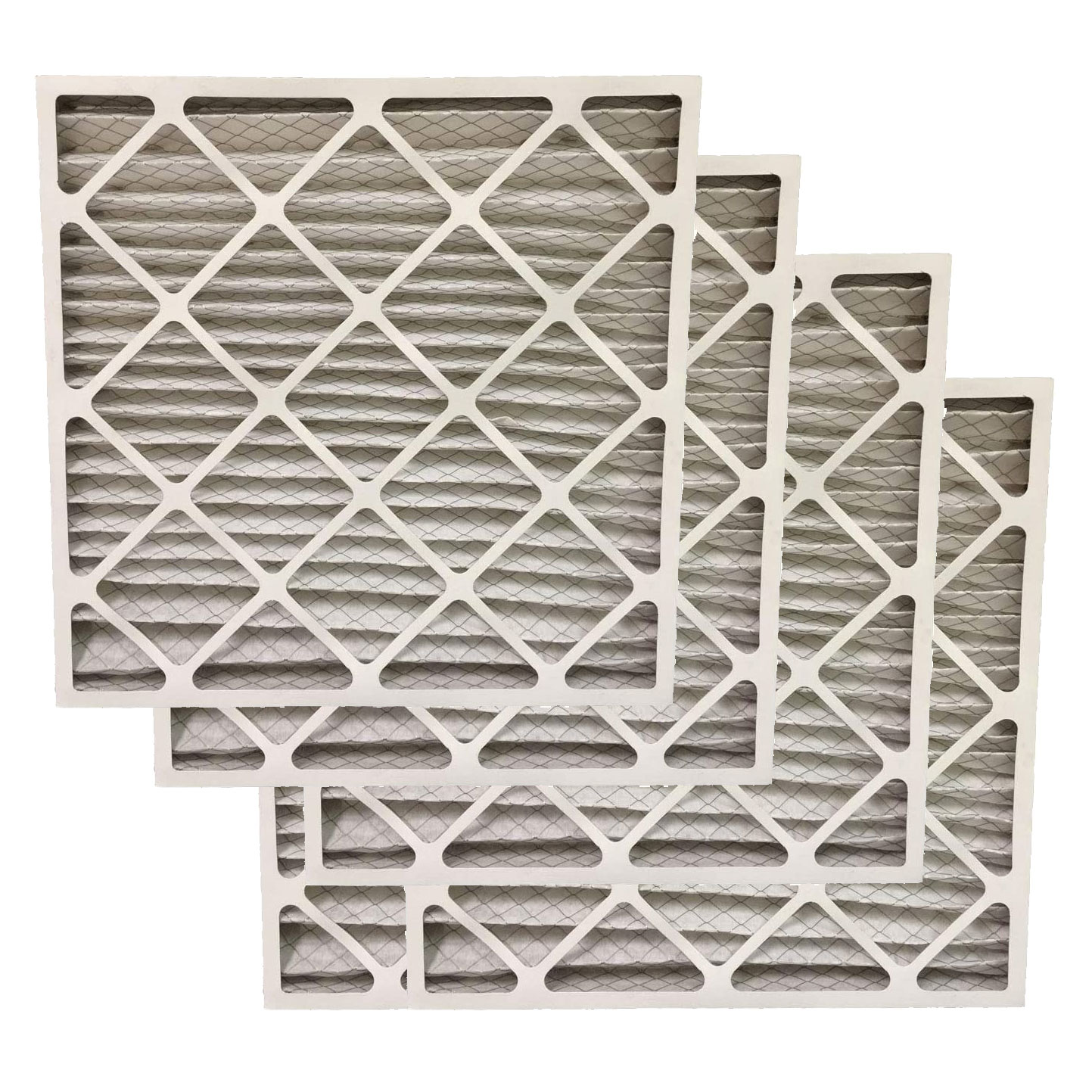 Clean Storm PLTA18181 Pre Filter 4 Pack for Super Scrub 500 Air Scrubbers 17-7/8 x 17-7/8 x .8 (455 X 455 X 22)  Merv 8