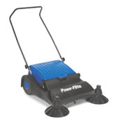 PowrFlite PS320 Sweeper 32in Manual Push Sweeper