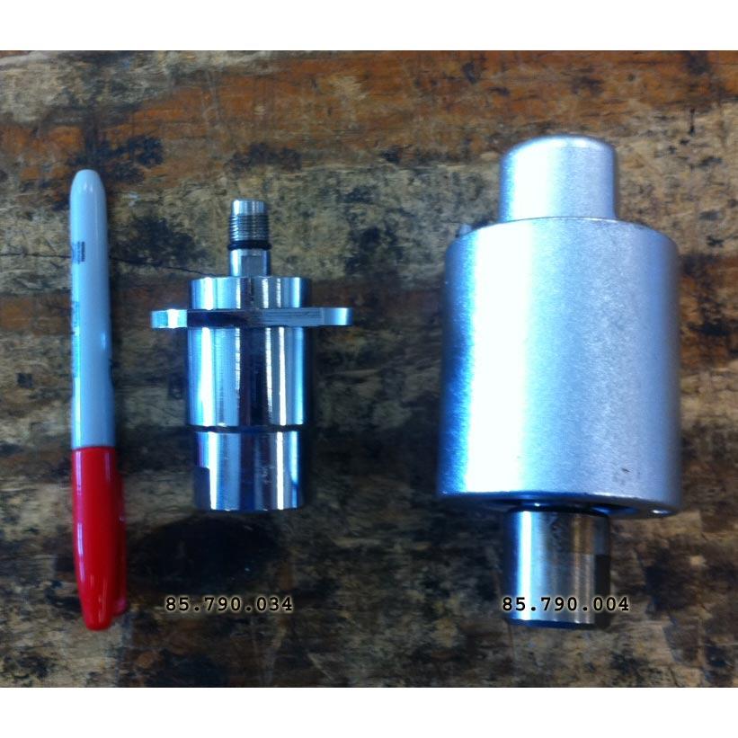 Plats en acier 31x5 mm plat fer 1000 mm main courante avec motif ornement 19-122-1