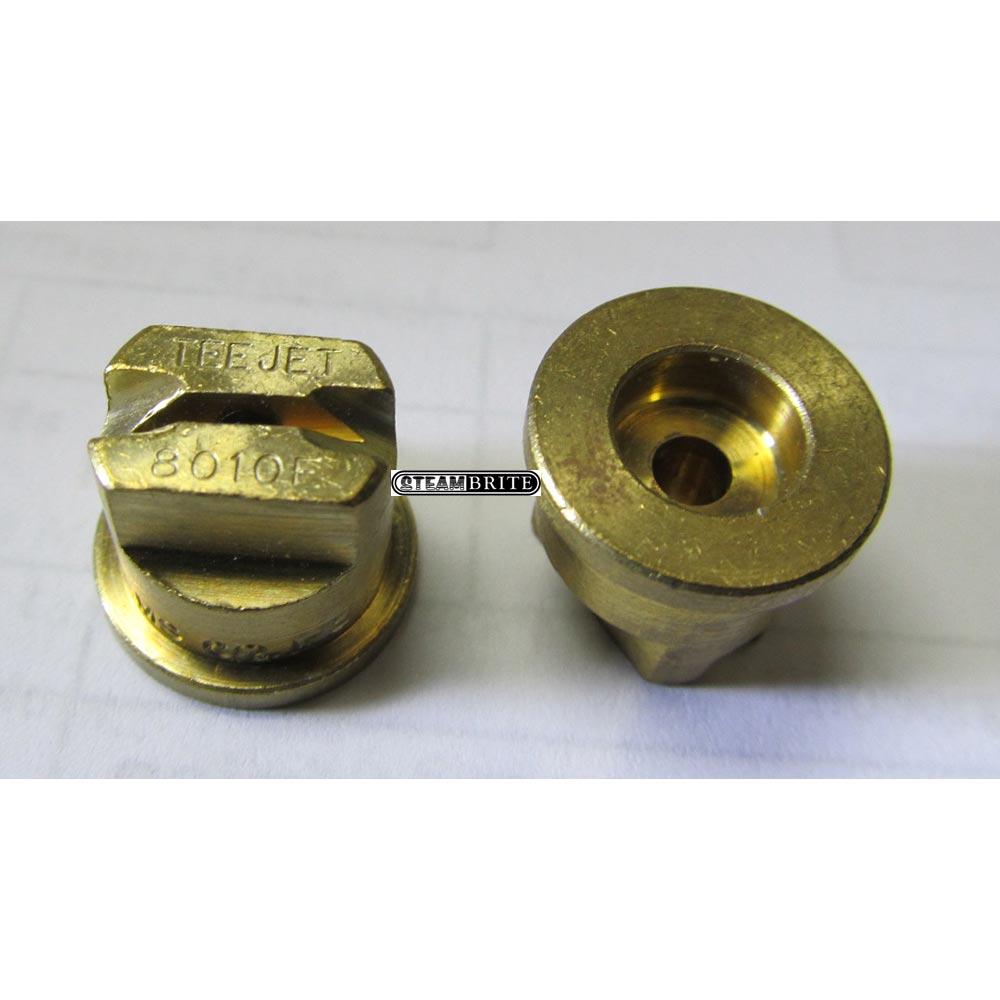 Spraying Systems 8010e Teejet Tpu Brass Tpu8010 Tee