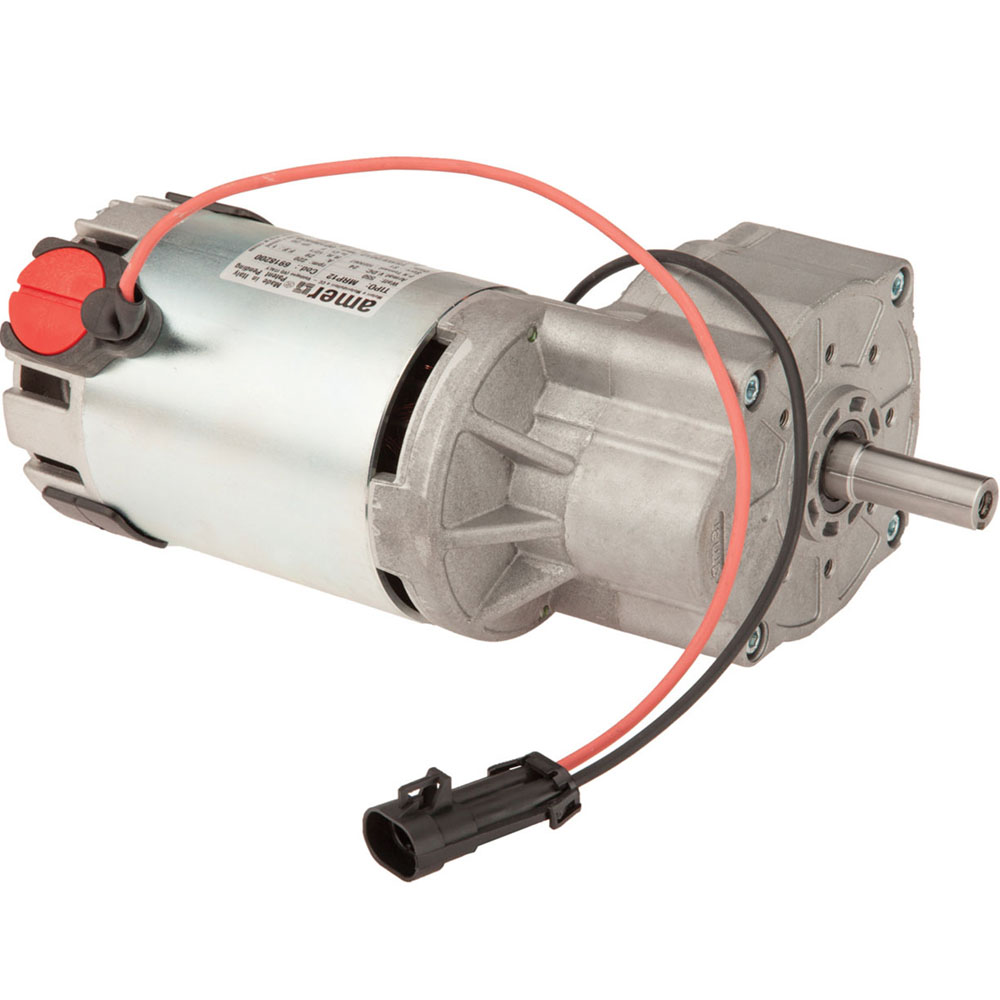 Tennant Nobles 1023067 Electric Motor, 24 VDC 0220 RPM, .75 HP (Motor & Gearbox) 8.675-004.0 Freight Included