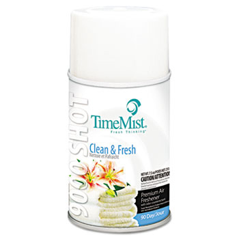 Timemist TMS 33-6402TMCA C-TM 9000 CLEAN & FRESH 4 PACK