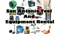 SanAntonio Tool Equipment Rental