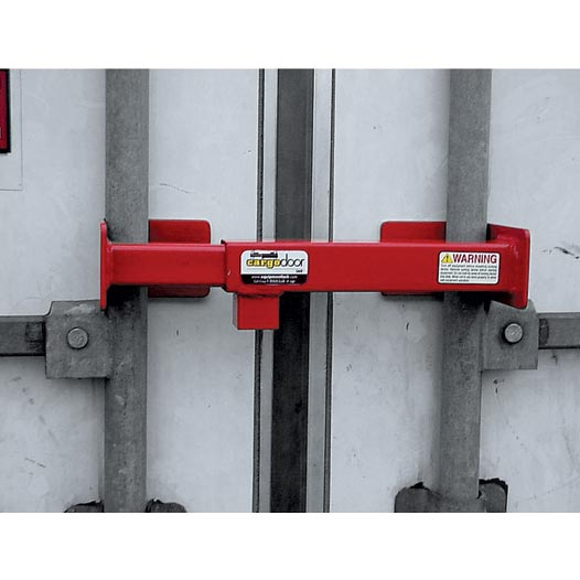 CDL Back Door Trailer Lock From Equipment Lock Company