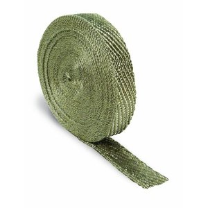 Shazaam: Exhaust Wrap for Truck Mounted Carpet cleaning machines 50 ft X 1 inches 1800 degree rated
