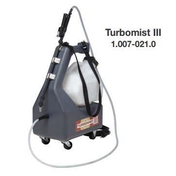 Prochem TurboMist III Electric Sprayer 50 psi 3 gallons FREE Shipping 1.007-021.0