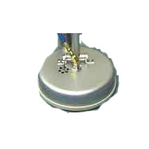 Typhoon 12in Spinner Tile Wand DM-1 Outer Dome And Inner Dome DM-2 Combo Replacement 11436171