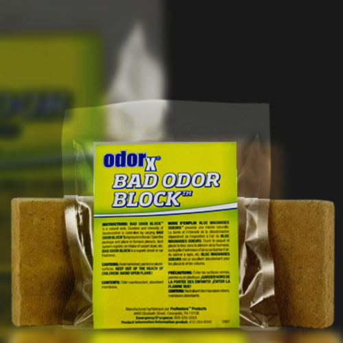 Chemspec 43 1257 909 OdorX ORANGE Bad Odor Block EACH Prorestore Unsmoke