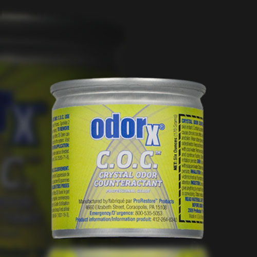Chemspec 431552901 OdorX C.O.C. Professional CHERRY 12/1 6 oz. Case Cans Prorestore Unsmoke FREE Shipping