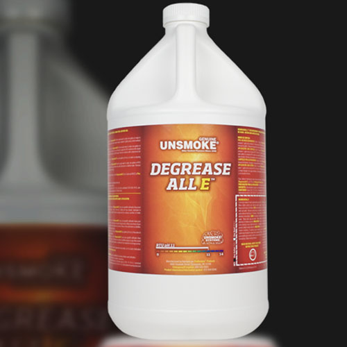 Chemspec Prorestore OdorX Unsmoke Degrease-All E 4/1 Gallon Case 161242000 (Half Price Shipping)