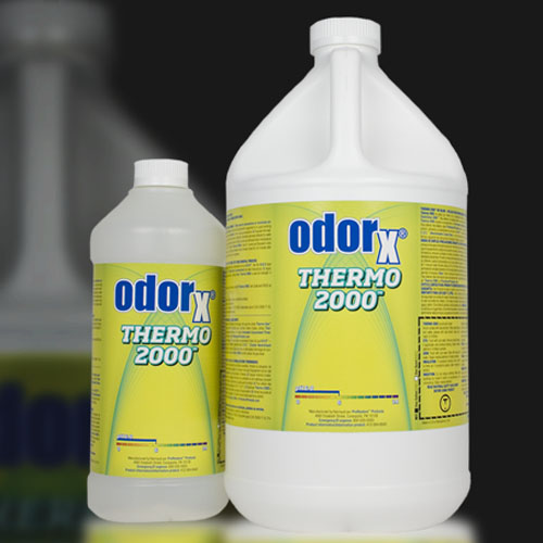 Chemspec 433102909 Prorestore OdorX Thermo 2000 Citrus-Lemon 4/1 Gallon Case FREE Shipping Unsmoke