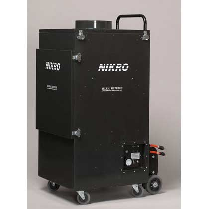 Nikro UR5000 Dual Motor & Blower unit Commercial 115V Electric System