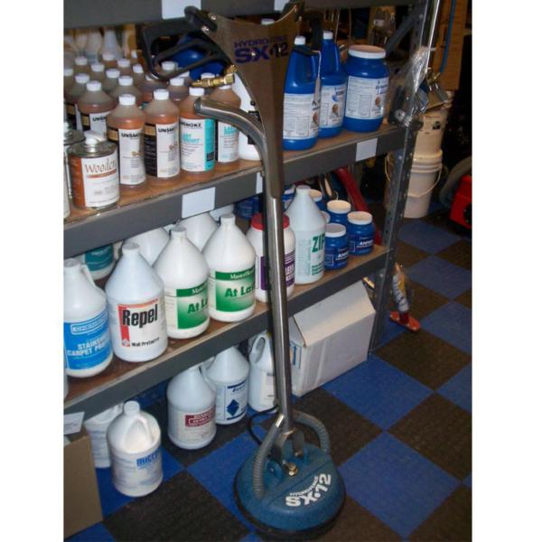 Used: SX-12 AW104 Tile Cleaning Wand 12 inch Wide 1637-1609