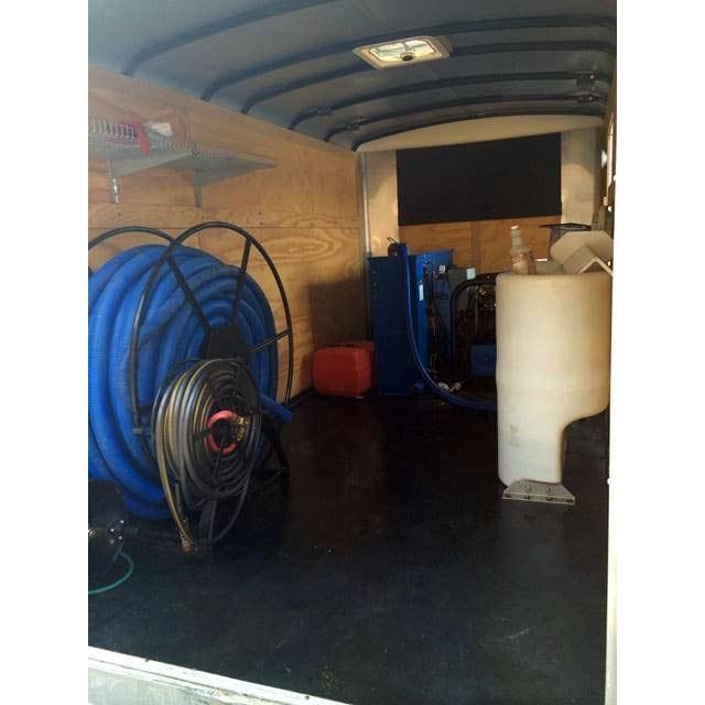 truckmount machine