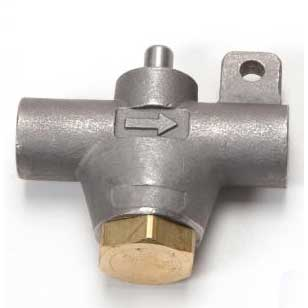 PMF V2PS Stainless 1000 psi Valve PX810