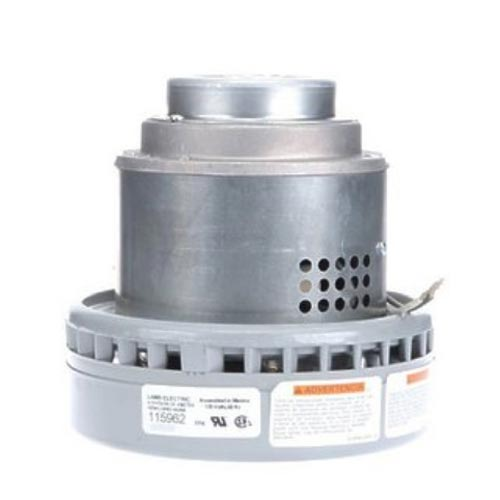Ametek Lamb 115962 Vacuum Motor 120 Volts 7.2 inches Diameter 2M187 By-Pass Design 2 Stage 8.672-403.0