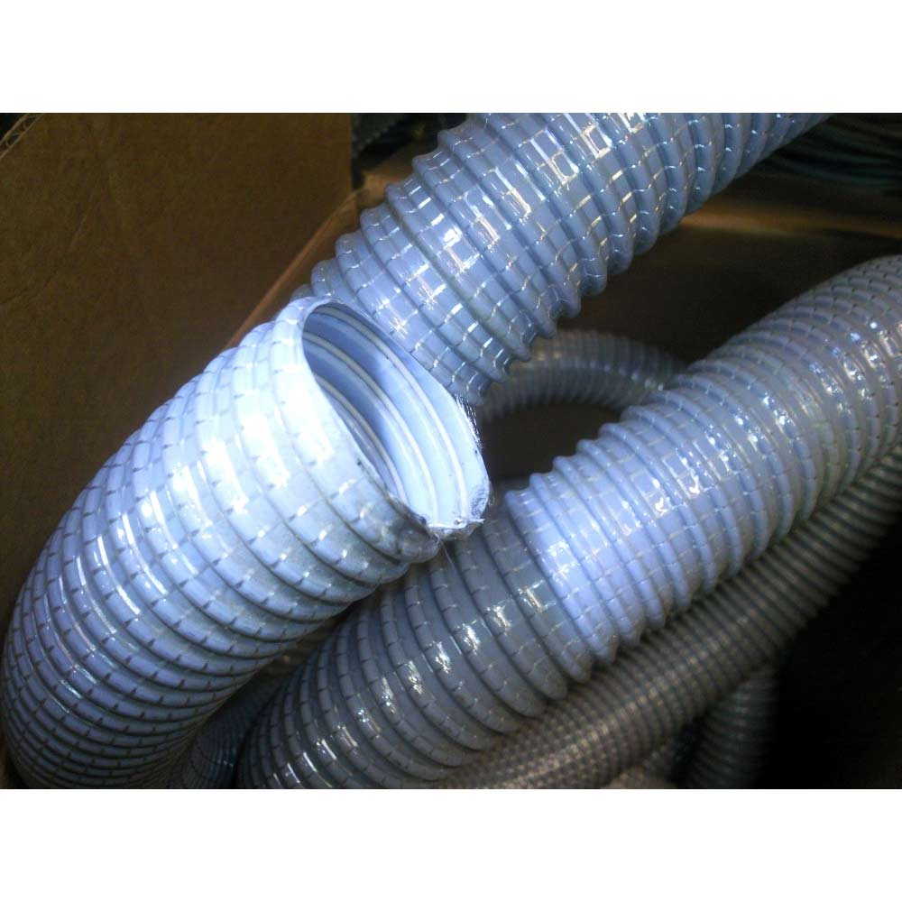 Clean Storm 2in ID Wire Reinforced Vacuum Motor Hose per ft [20140214]  NM5726