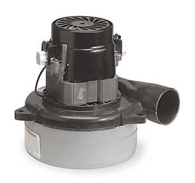 Ametek Lamb 116472-13 Two Stage Vacuum Motor 5.7in Tangential Discharge 120 Volts