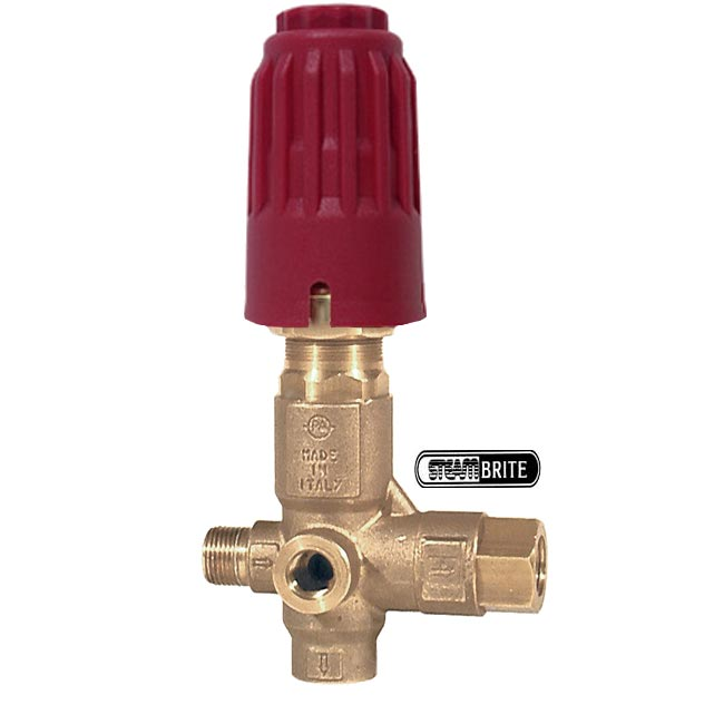 Hawk Int VB350 Unloader Valve 5000psi 10.6gpm with bypass 9.802-360.0  [98023600]  777375 General Pump YU5075K Red 5075 psi 10 gpm 195 degrees