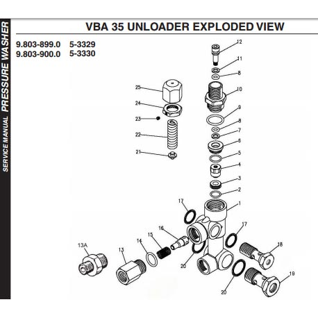 vba_35_unloader repair karcher banjo bolt g3 8 solid cap 9 803 919 0 landa legacy hotsy