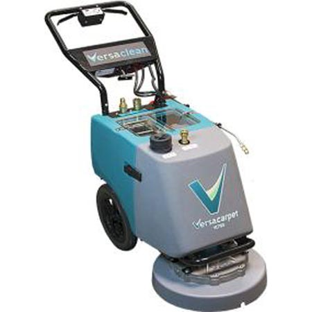 VersaClean 67-040 VC700 Self Contained Auto Fill Auto Dump Power Extraction Portable VersaCarpet Cleaning Machine from Sapphire Scientific