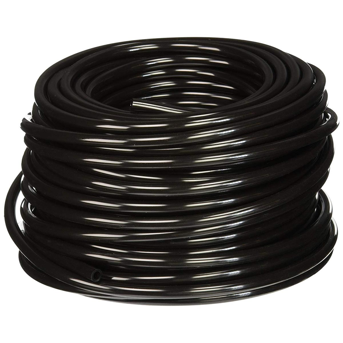 DriStorm 3/8 ID X 1/2 OD X 500 Ft Nylon Flex Tubing for 200 degree Air for Wall Cabinet Cavity Driers 20180629