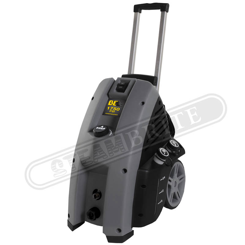 BE Pressure P1815EN 1750psi 1.5GPM 1.5Hp Electric Pressure Washer