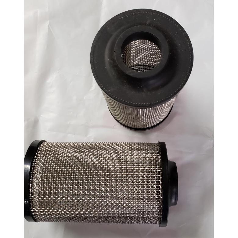 Carpet Cleaning Auto Pump Out Waste Tank Filter 1in Fip Connection 5-3/4in H X 3in W 60 mesh 20141106