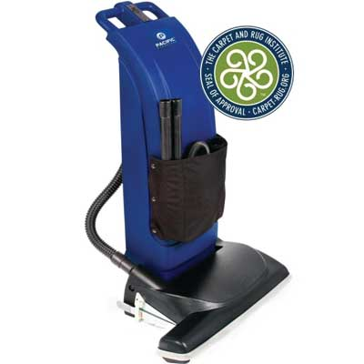 Pacific Floorcare 655413 wav-26 26in Wide Area Upright Vacuum with on-board tools