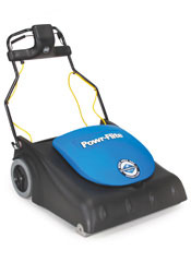 PowrFlite PF2030 Wide Area Vacuum Sweeper 30in