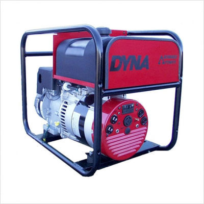 Winco DL6000I Generators DYNA Series Consumer Portable Generator 6000 Watt 120/240 Volt 1.5 HP B&S/Intake Engine